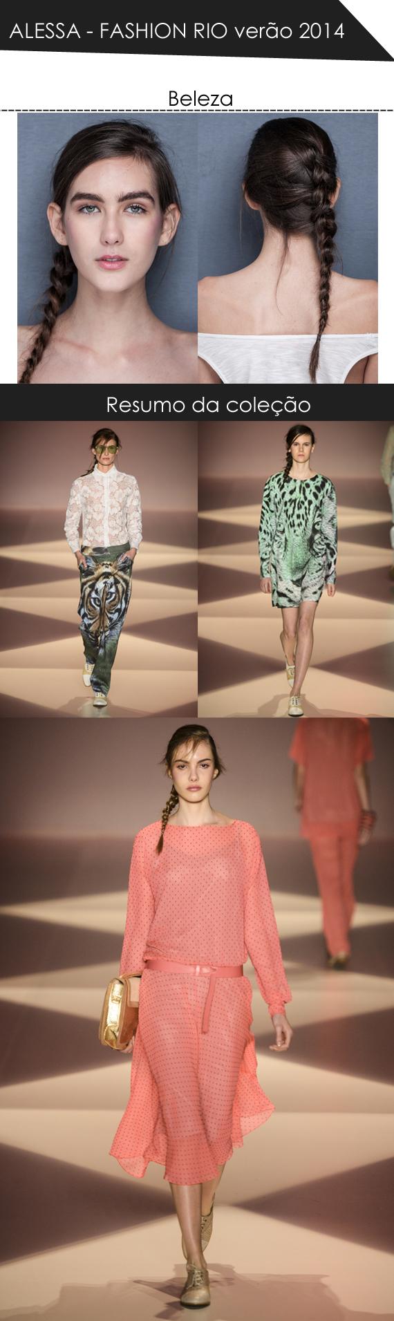 Alessa fashion rio verão 2014 por Mean Fashion