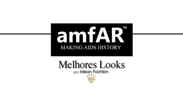 amfAR capa por MEAN FASHION