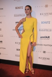 amFar Red Carpet 2013 (1)