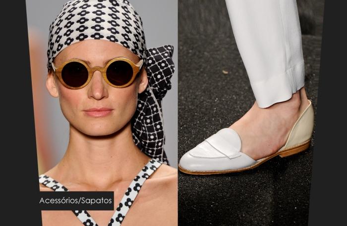 Andrea Marques fashion rio verão 2014 por Mean Fashion - acessorios e sapatos
