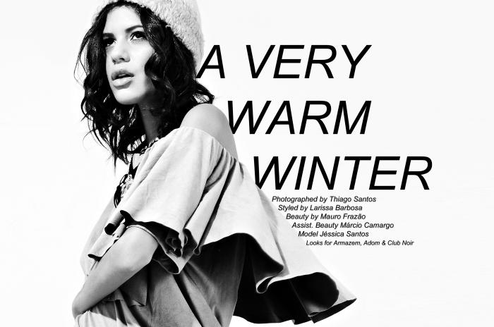 Editorial A Very Warm Winter por Mean Fashion 01