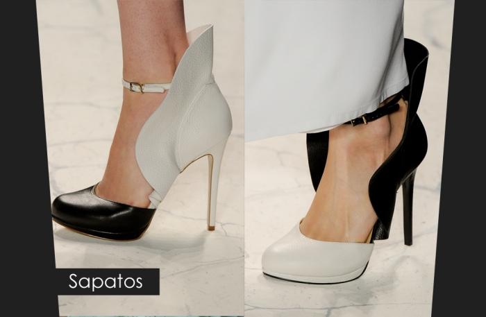 Filhas de gaia fashion rio verão 2014 por Mean Fashion - Sapatos