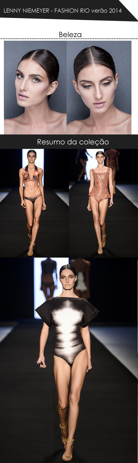 LENNY NIEMEYER  fashion rio verão 2014 por Mean Fashion