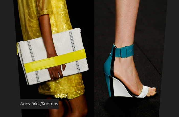 SACADA fashion rio verão 2014 por Mean Fashion - acessórios e sapatos