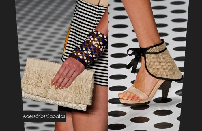 SALINAS fashion rio verão 2014 por Mean Fashion - Acessórios e sapatos