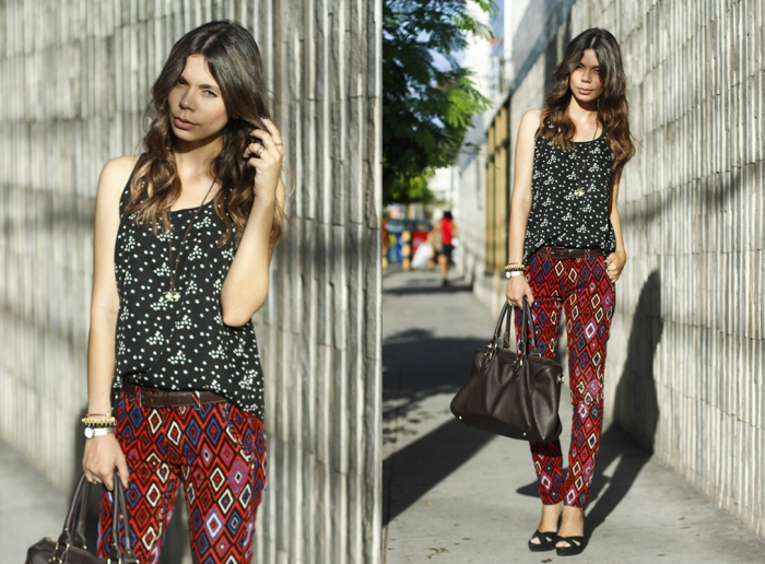 streetstyle Larissa Barbosa por Dayvison Nunes