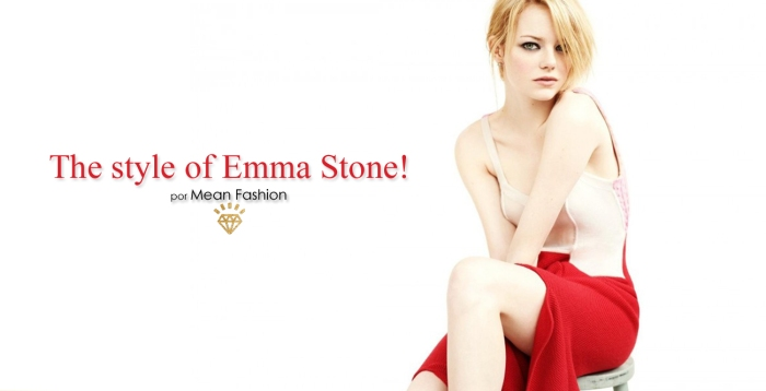 The Style of Emma Stone por Mean Fashion