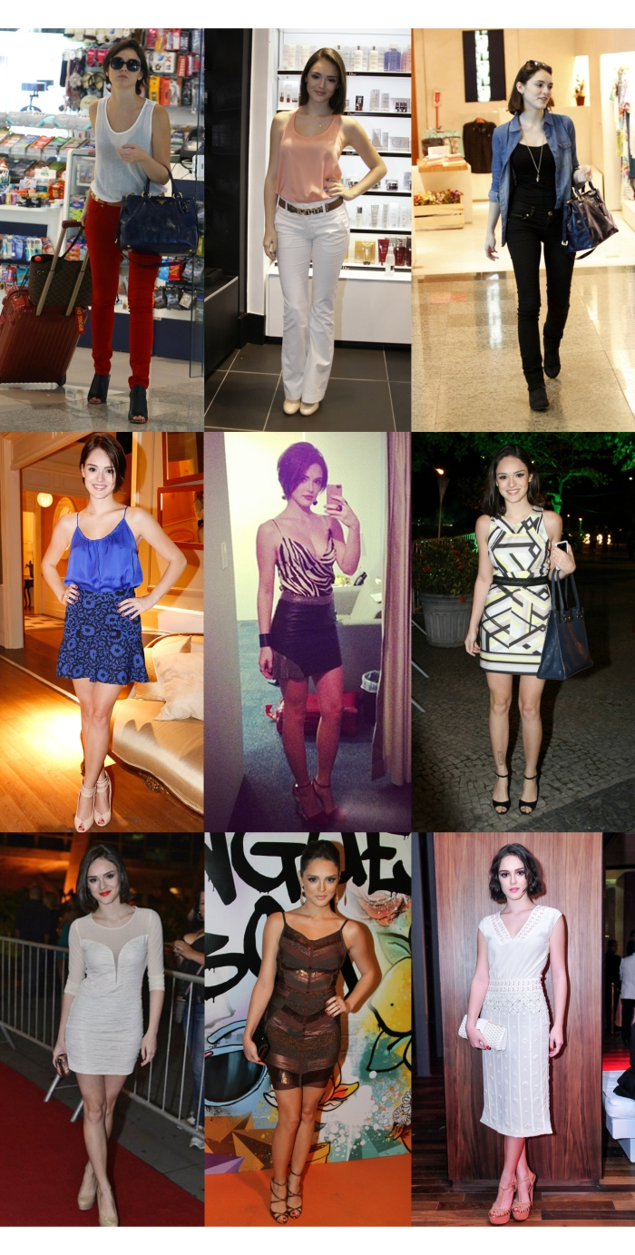 The Style of Isabelle Drummond looks por Mean Fashion