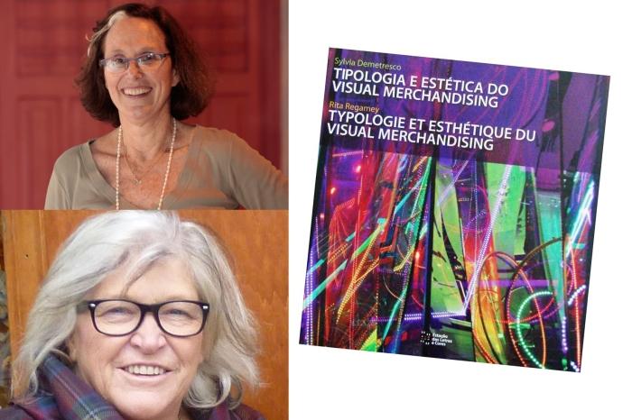 Tripologia e Estética do Visual Merchandising (Autoras  Sylvia Demetresco e Rita Regamey) por Bianca Duarte (Blog Mean Fashion)