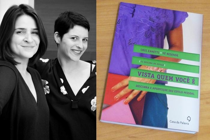 Vista Quem Você É (Autoras Fê e Cris) por Bianca Duarte (Blog Mean Fashion)