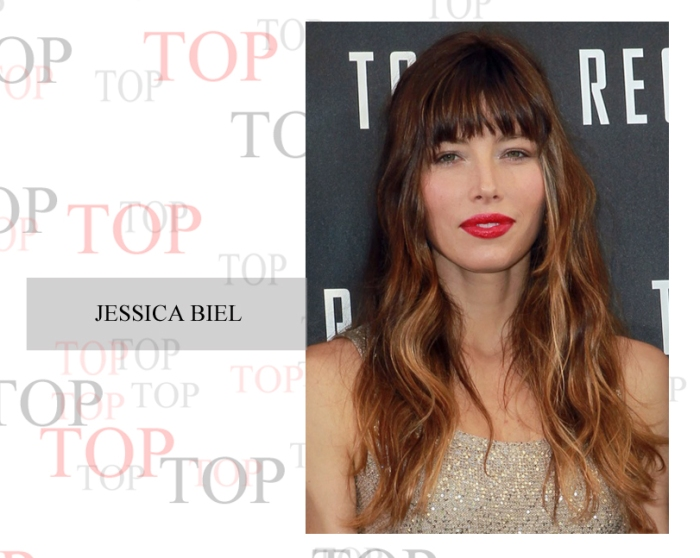 5 Jessica Biel