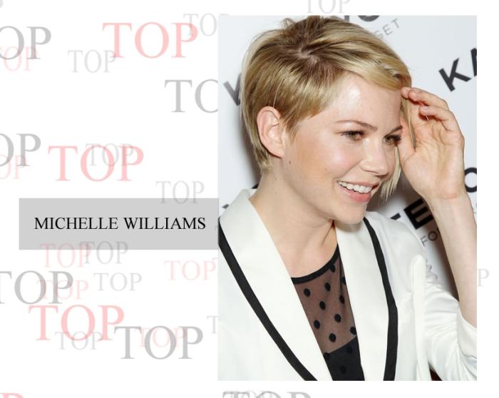 6 Michelle Williams