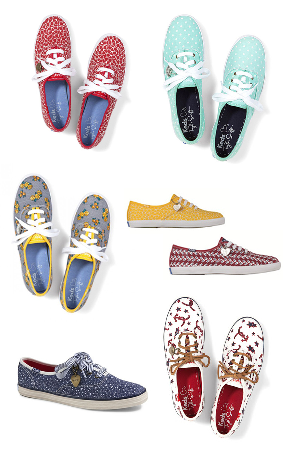 Tenis Catalogo - Campanha de Tenis Keds by Taylor Swift por Larissa Barbosa (Blog Mean Fashion) 000