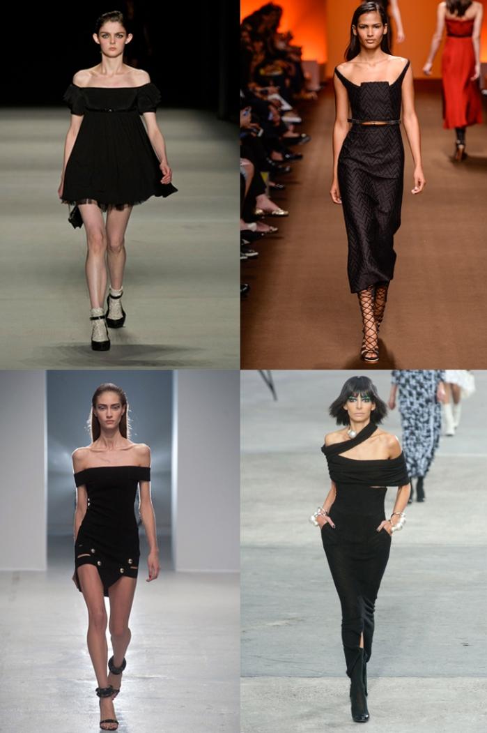 Ombros de fora para 2014 por Larissa Barbosa (blog Mean Fashion) 2