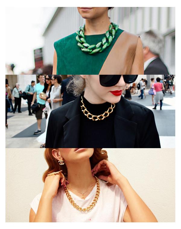 Tendêndia de correntes por Larissa Barbosa (Blog Mean Fashion) 2