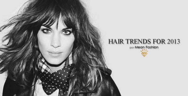 4- Tendências de cabelos para 2013