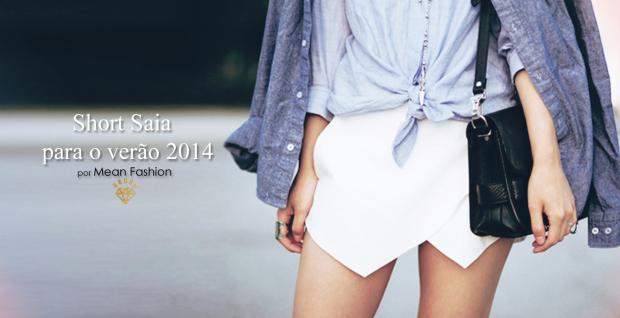 8-Shot saia para o verão 2014