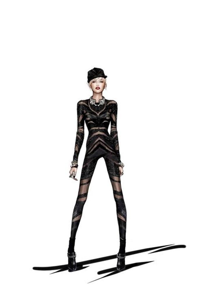 Roberto Cavalli cria figurino para Miley Cyrus por larissa Barbosa ( blog Mean Fashion)  (8)