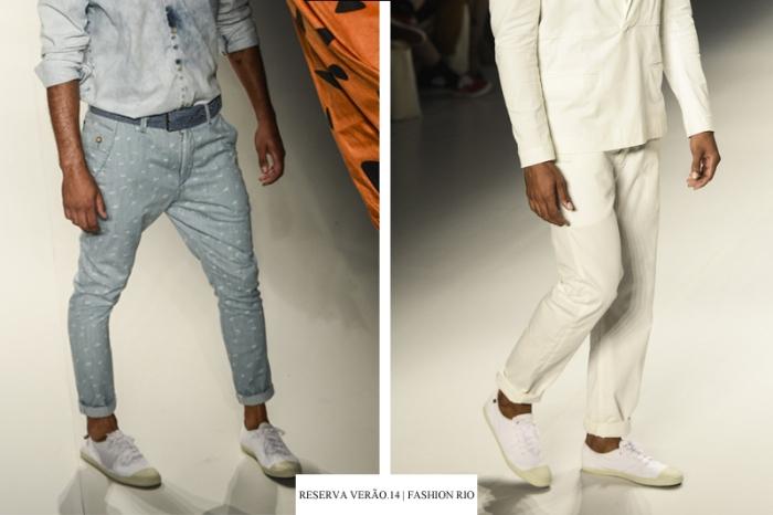 Barra da calça dobrada para homens por Larissa Barbosa ( Blog Mean Fashion) 1