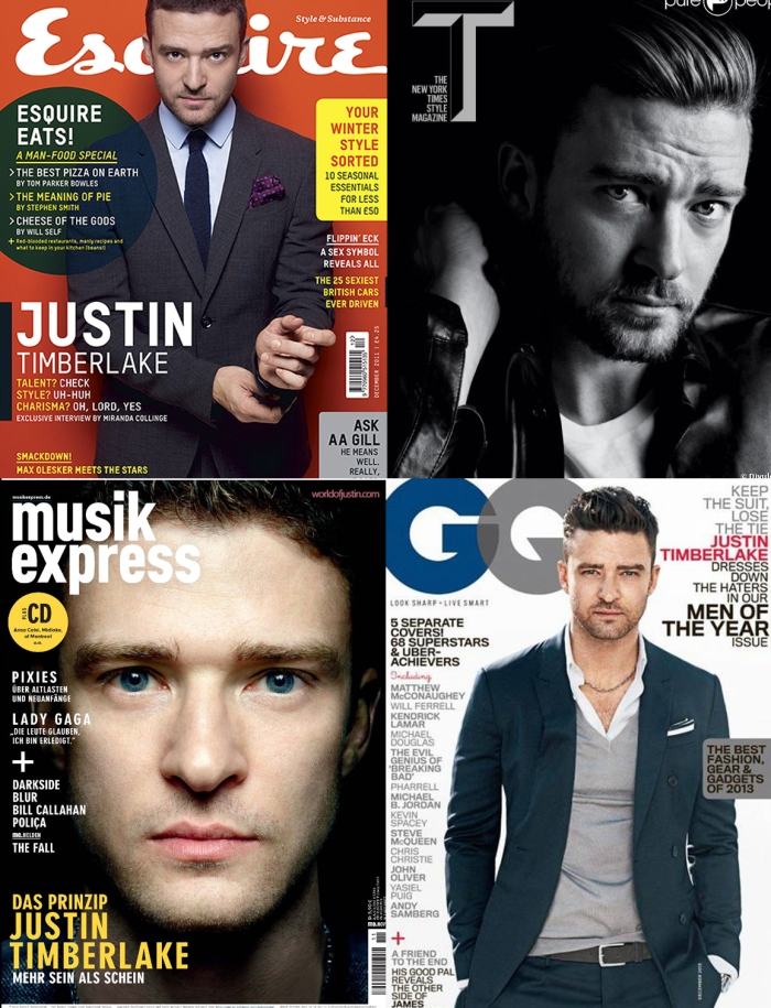 + MÚSICA - Justin Timberlake por Larissa Barbosa (Blog Mean Fashion) 1