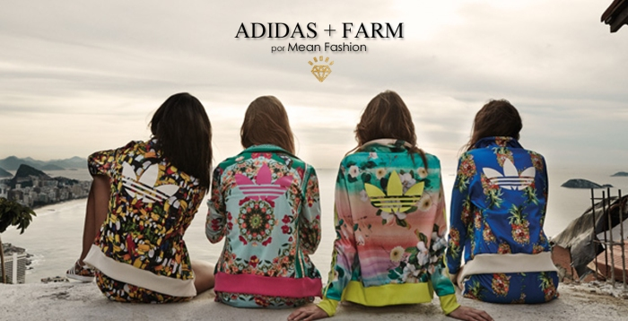 Adidas para Farm 2014 por Larissa Barbosa ( Blog Mean Fashion) capa