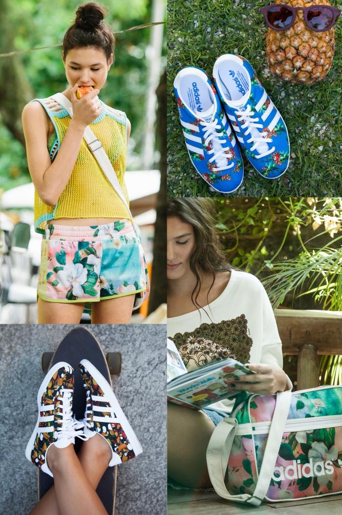 Adidas para Farm 2014 por Larissa Barbosa ( Blog Mean Fashion).