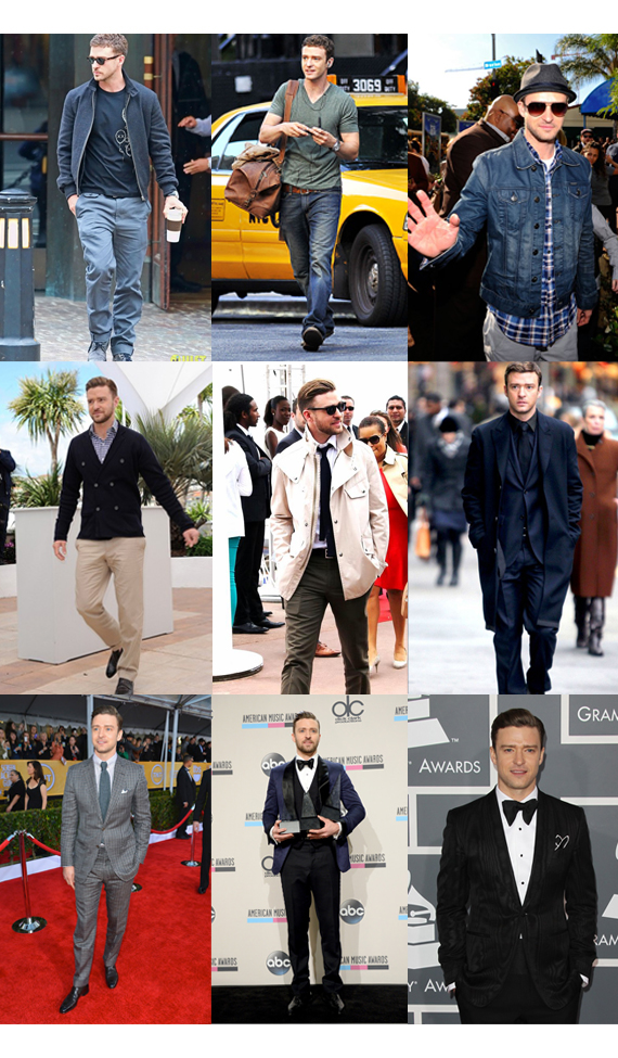 + MÚSICA - Justin Timberlake por Larissa Barbosa (Blog Mean Fashion)