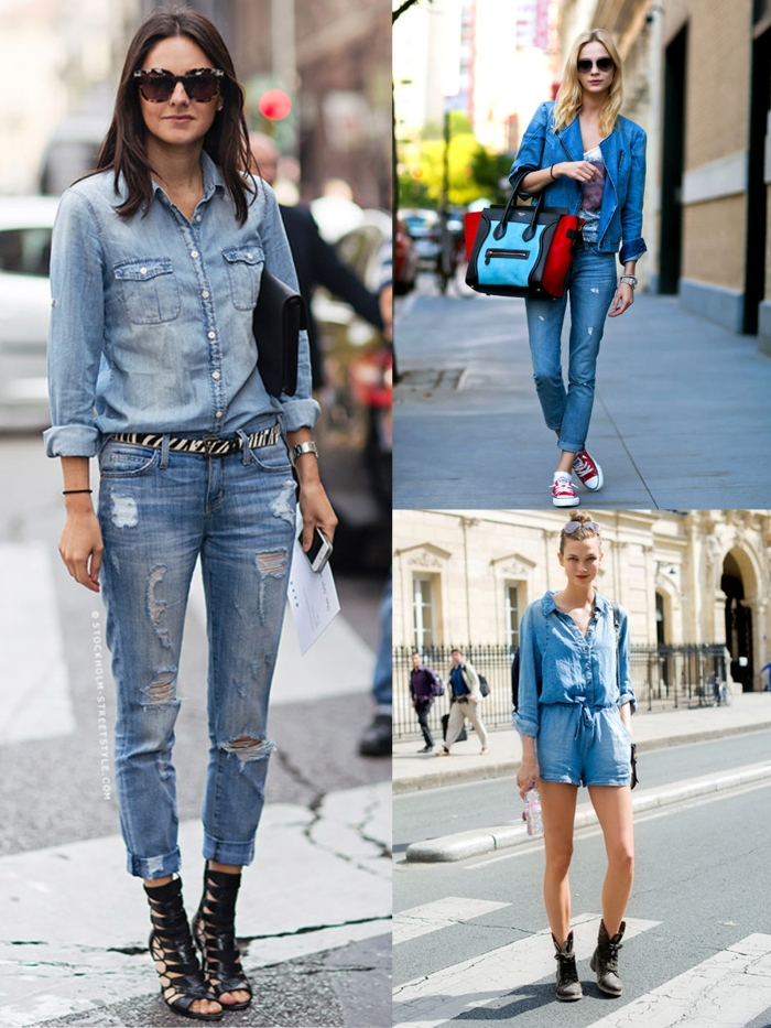 Total Jeans para 2015 por Larissa Barbosa ( Blog Mean Fashion) looks