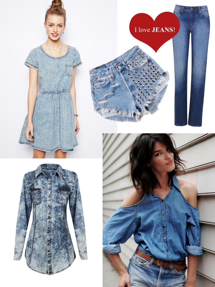 Total Jeans para 2015 por Larissa Barbosa ( Blog Mean Fashion).