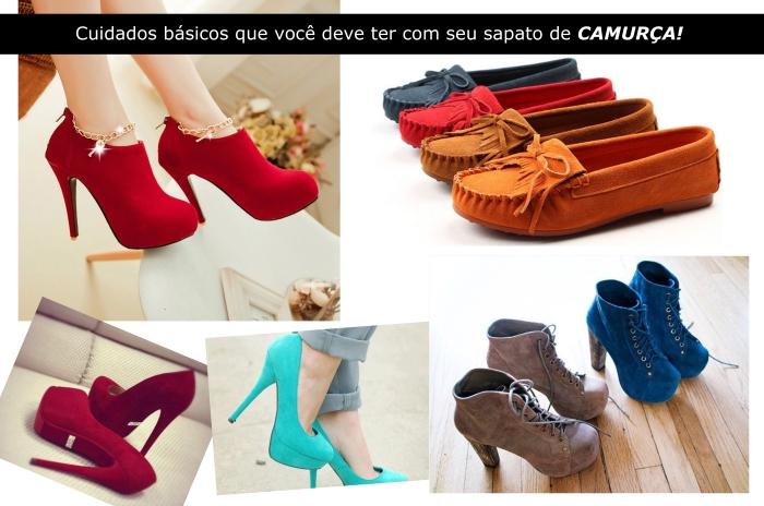 Dicas de como limpar seu sapato de camurça por Larissa Barbosa ( Blog Mean Fashion) feminino