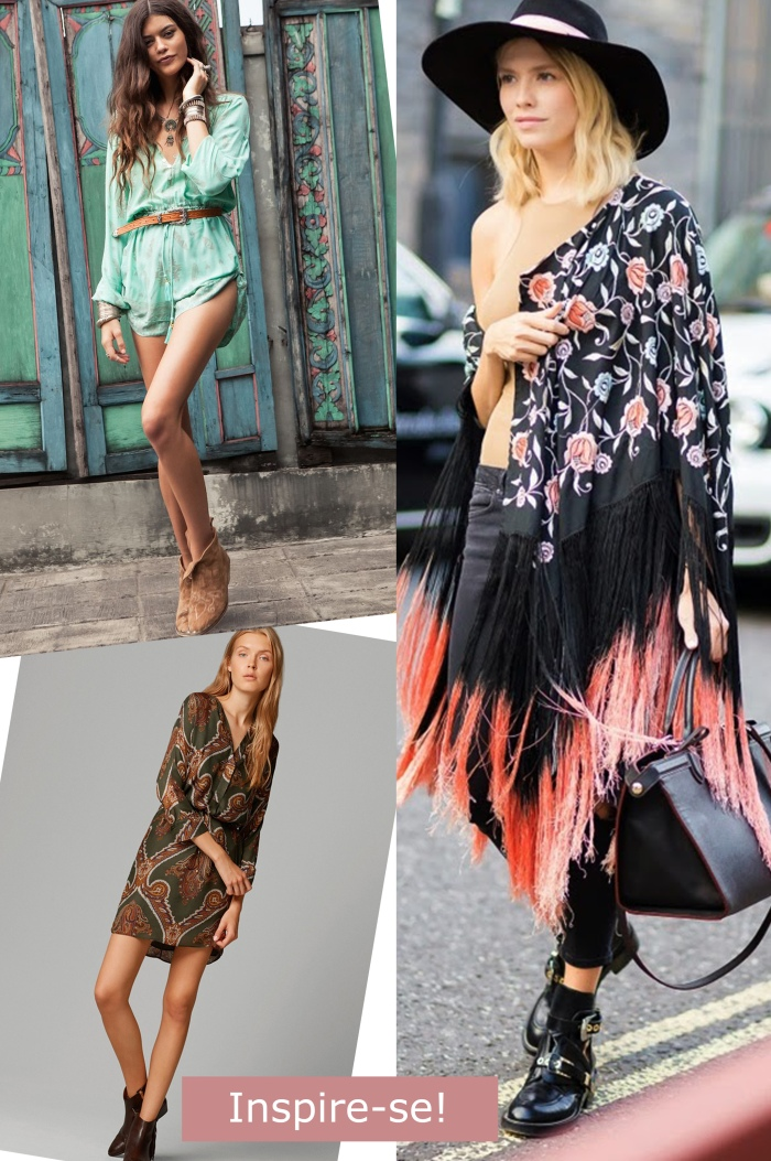 BOHO para 2015 por Larissa Barbosa ( Blog Mean Fashion) Looks