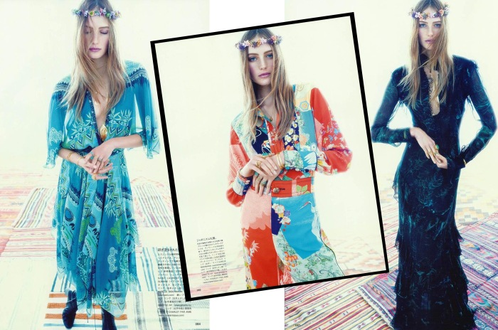 BOHO para 2015 por Larissa Barbosa ( Blog Mean Fashion) Vogue