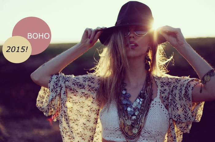BOHO para 2015 por Larissa Barbosa ( Blog Mean Fashion)