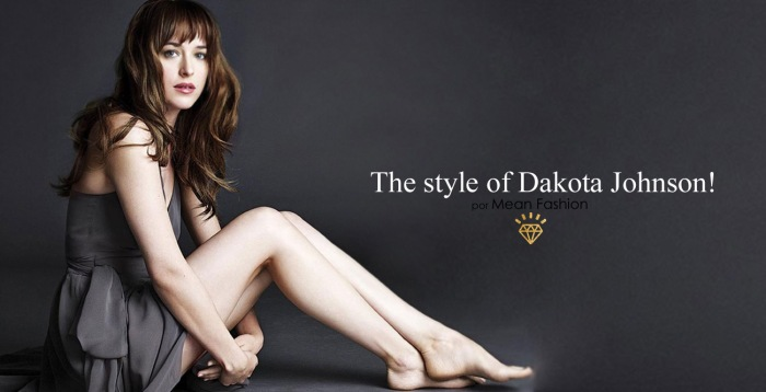 The style of com Dakota Johnson por Larissa Brabosa (Blog Mean Fashion) Capa