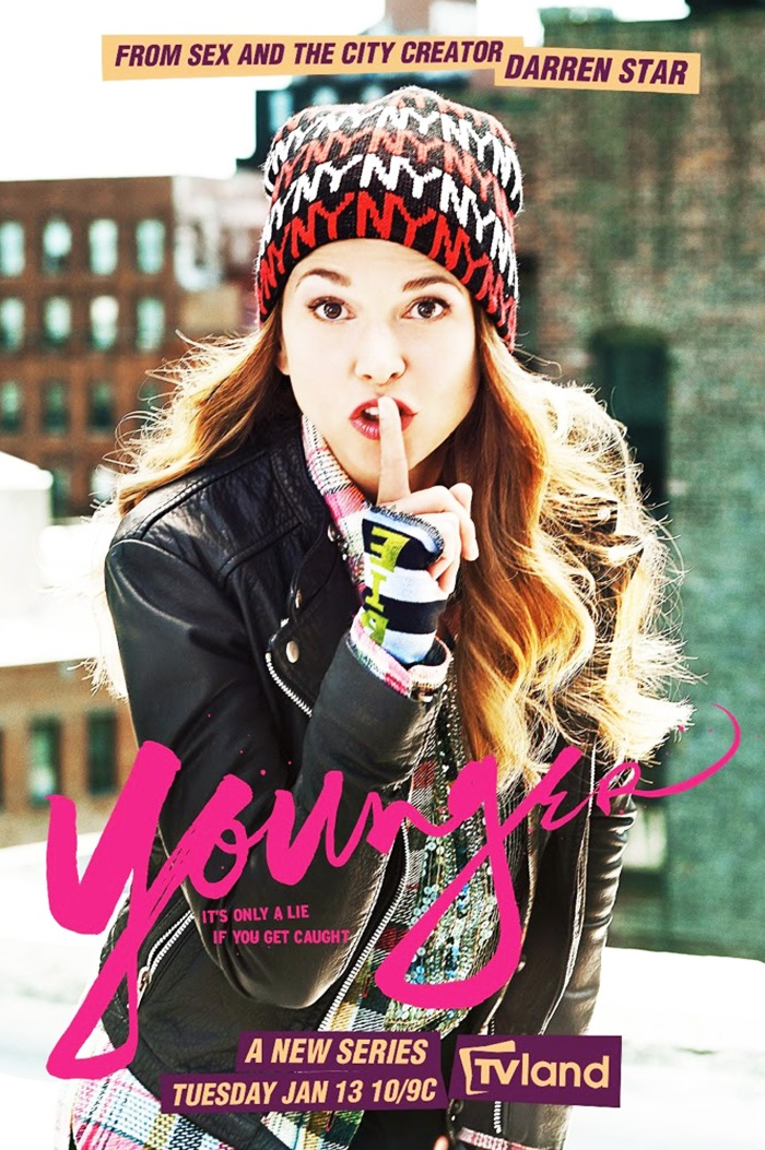 Seriado Younger por Larissa Barbosa ( Blog Mean Fashion) Liza
