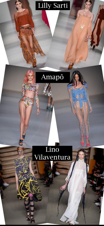 SPFW verão 2016 feminino por Larissa Barbosa ( Blog Mean Fashion) Amapô, Lino Vilaventura e Lilly Sarti