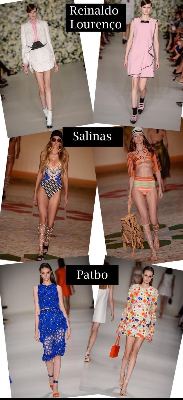 SPFW verão 2016 feminino por Larissa Barbosa ( Blog Mean Fashion) Salinas, Patbo e Reinaldo Lourenço