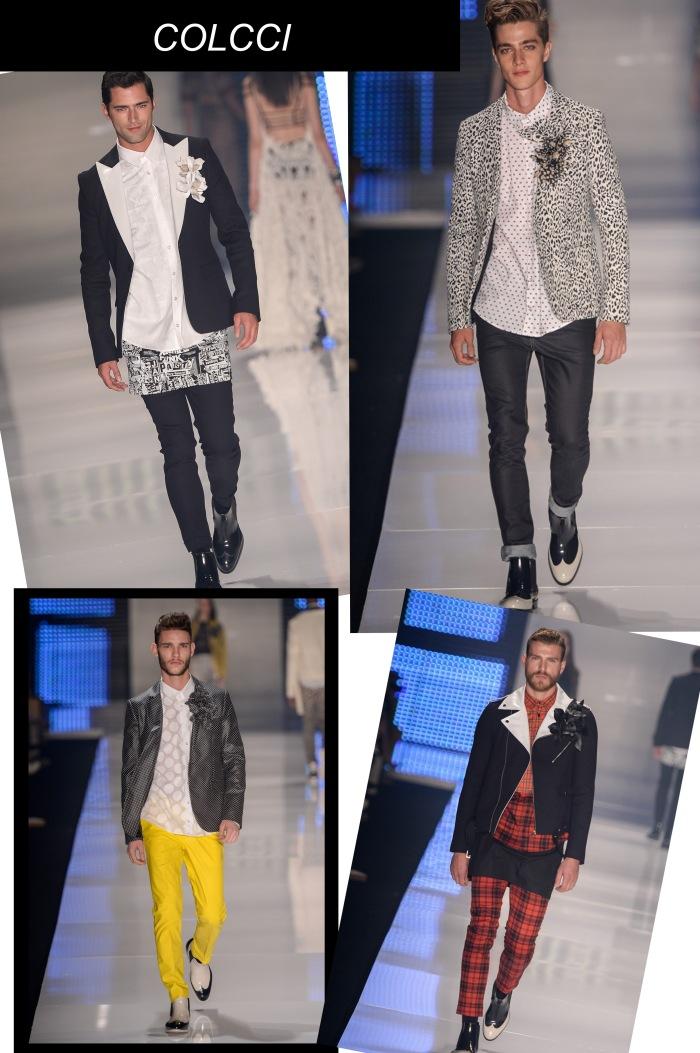 SPFW verão 2016 Masculino por Larissa Barbosa ( Blog Mean Fashion) Colcci