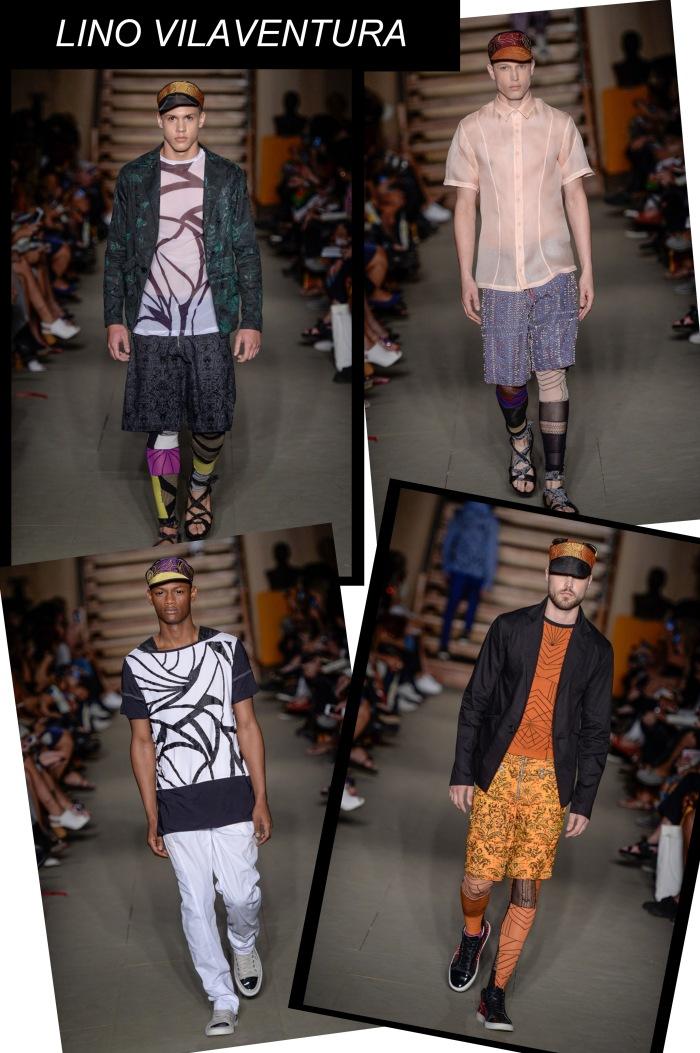 SPFW verão 2016 Masculino por Larissa Barbosa ( Blog Mean Fashion) Lino Vilaventura