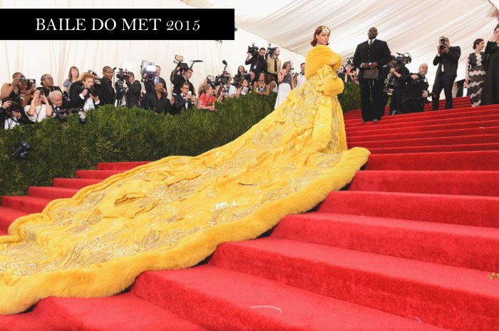 Red carpet do MET 2015 Por Larissa Barbosa ( Blog Mean Fashion) capa