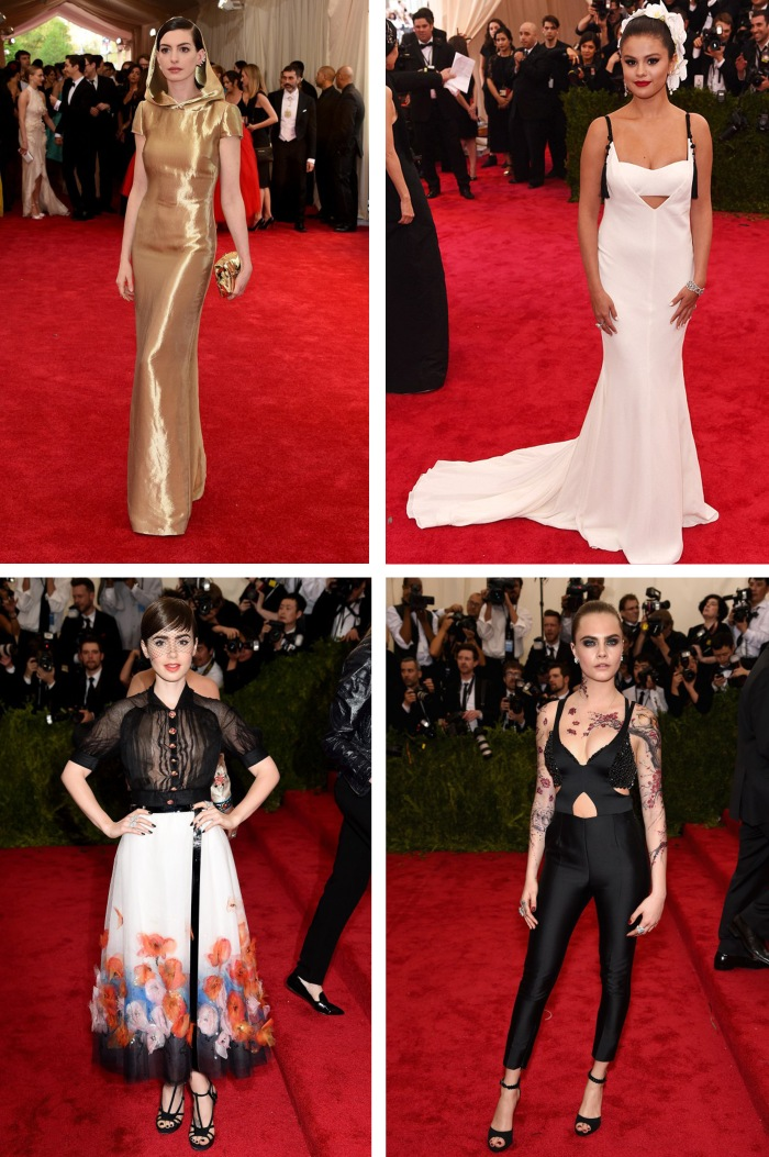 Red carpet do MET 2015 Por Larissa Barbosa ( Blog Mean Fashion)  Red