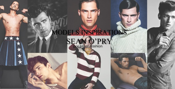 Models Inspirations Sean Opry por Larissa Barbosa (blog mean fashion)