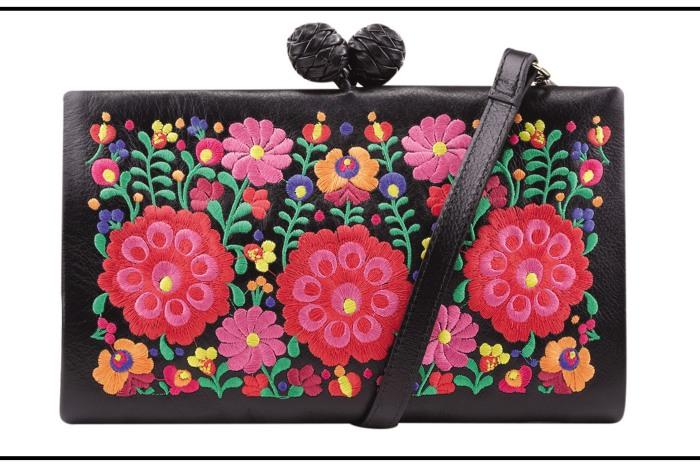 Coleção da AREZZO inspirada em Frida Kahlo por Larissa Barbosa ( Blog Mean Fashion) bolsa