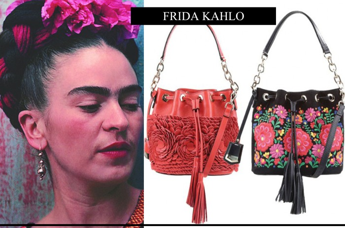 Coleção da AREZZO inspirada em Frida Kahlo por Larissa Barbosa ( Blog Mean Fashion) Frida