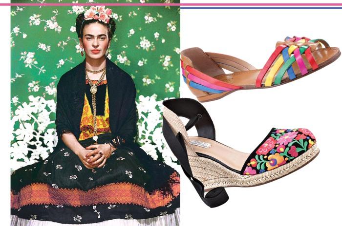 Coleção da AREZZO inspirada em Frida Kahlo por Larissa Barbosa ( Blog Mean Fashion)